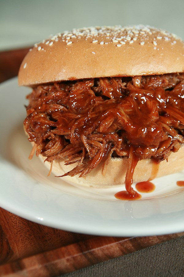 Food Network Michael Smith Pulled Pork