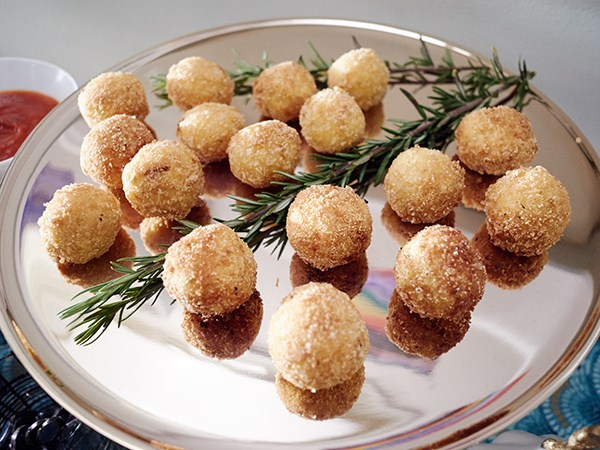 Stuffed Arancini