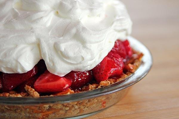 Strawberry Kiwi Pie Food Network