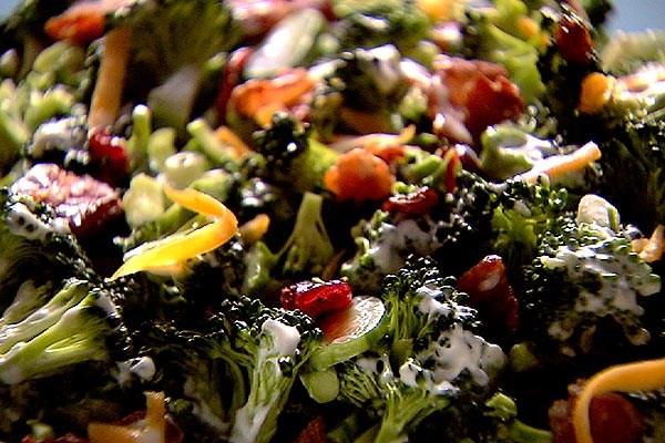 Food Network Broccoli Salad Alton Brown