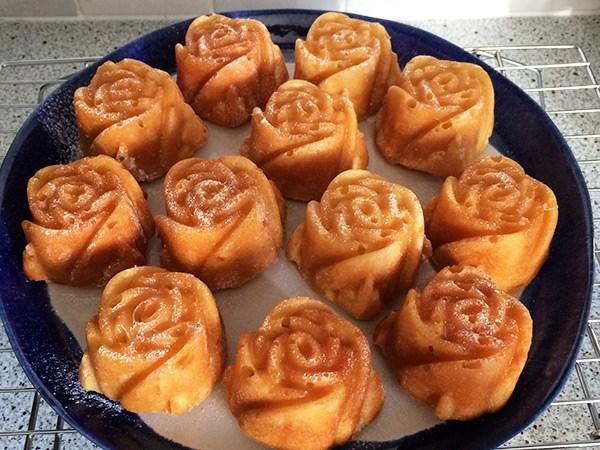 Cake Recipe For Rose Bundt Pan