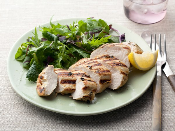 Marinated Chicken Breasts
