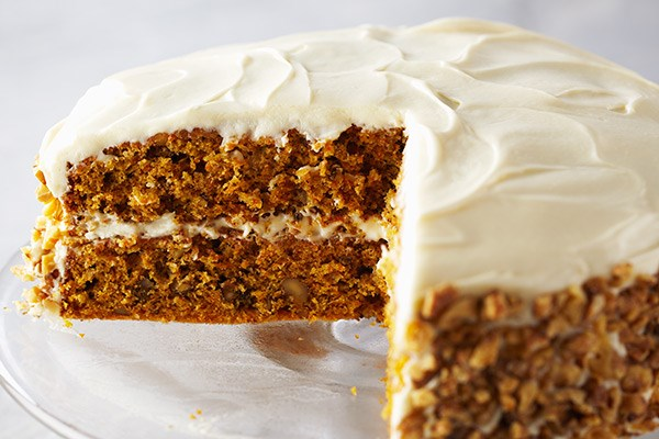 Food Network Anna Olson Carrot Cake