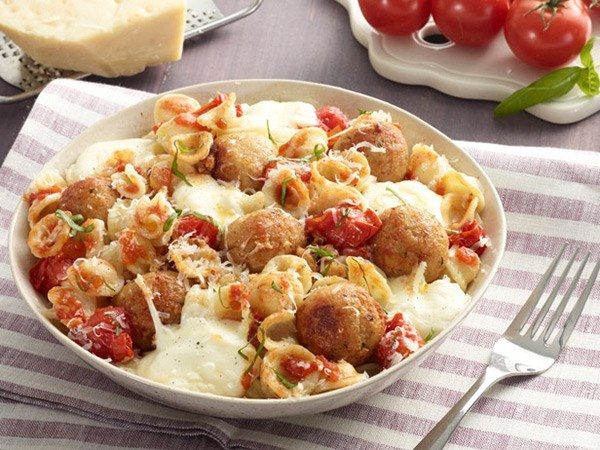 Food Network Mini Turkey Meatballs