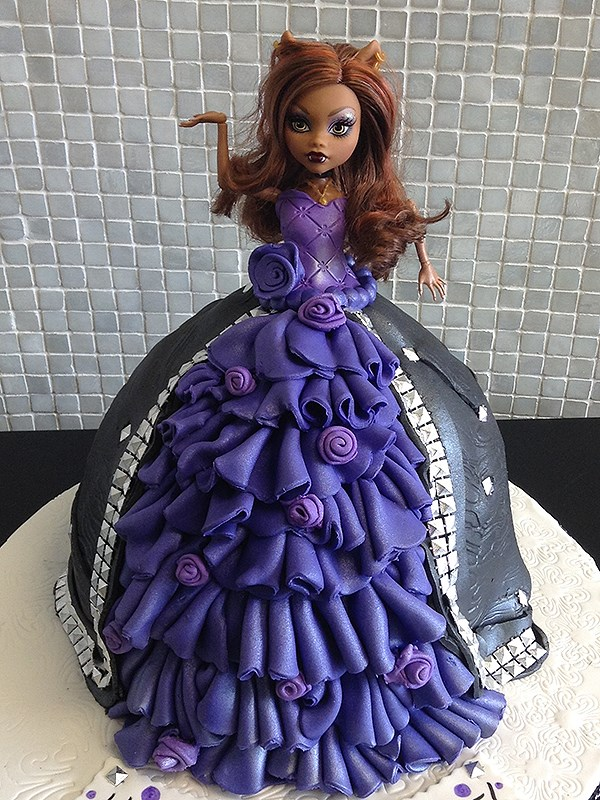 12 Best Birthday Party Worthy Doll Cakes Food Network Canada