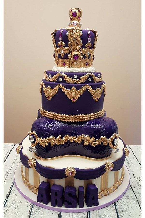 Elegant Wedding Cake Ideas