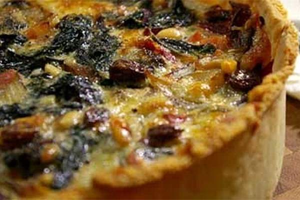 20 Vegetable Tarts to Celebrate Spring | Food Network Canada