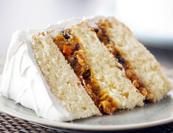 Best Moist Vanilla Cake