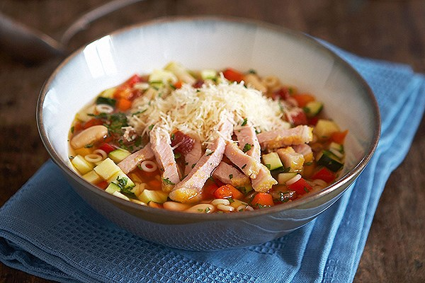 Classic Minestrone Soup Food Network