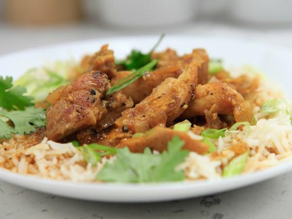 45 best chicken thigh recipes food network canada
