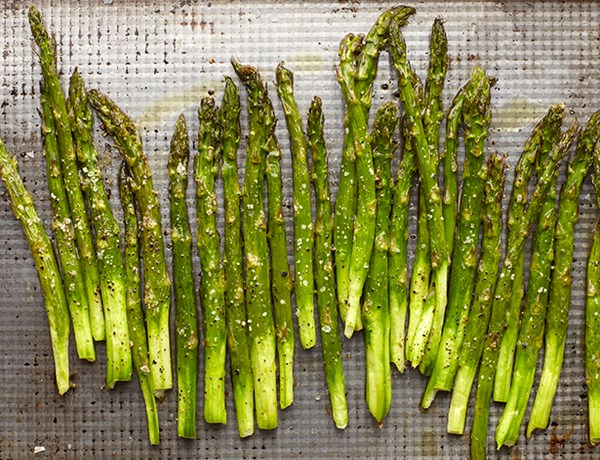 of 18 roasted asparagus asparagus is one of early spring s most ...