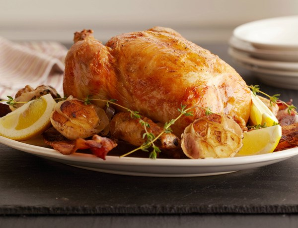 Lemon Chicken With Olives Food Network