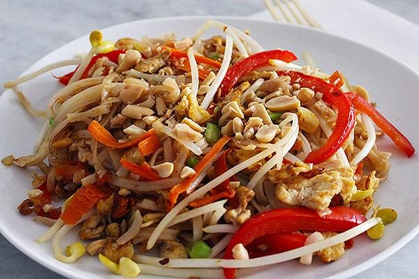 40 vegetarian recipes