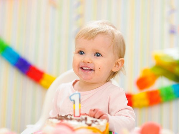 Free First Birthday Cake Thrifty Foods