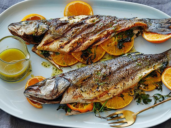 Our most popular fish recipes food network canada for Best fish to grill