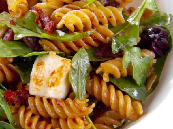 Tomatoes: Fusilli with Fresh Pomodoro