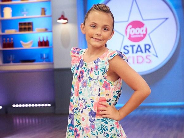 Amber Food Network Star Kid