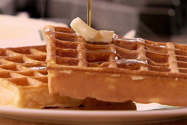 Chocolate Chip Waffles Recipe Food Network