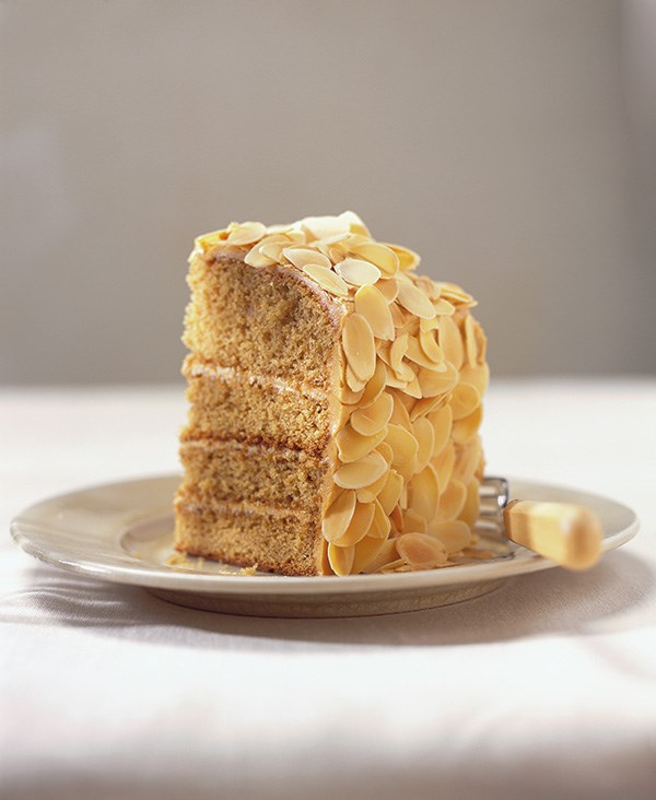 Sour Cream Apple Coffee Cake Anna Olson