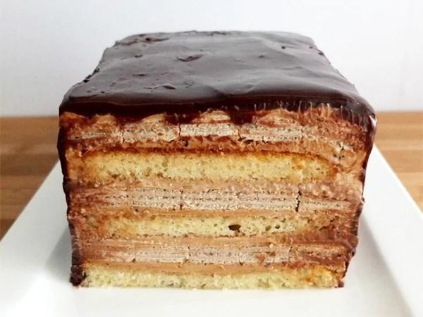 Carrot Cake Box Hack