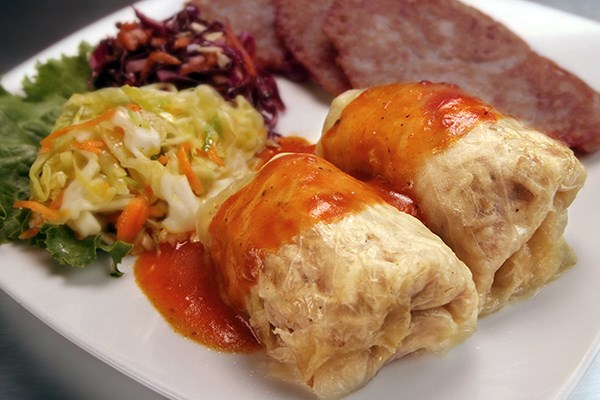 Pork And Beef Cabbage Rolls Food Network