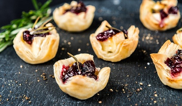 Cranberry Brie Bites Food Network