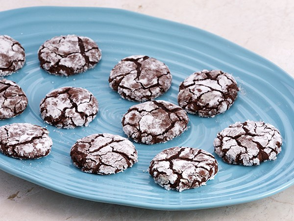 Anna Olson Pumpkin Spice Cake Cookies