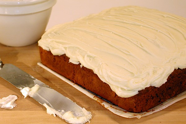 Anna Olson Carrot Cake Recipe