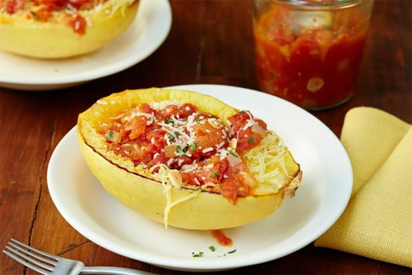 12 Healthy and Delicious Spaghetti Squash Recipes | Food Network ...