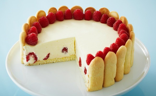 Raspberry Lemon Cake Food Network