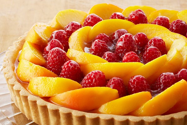 Food Network Cherry Red Raspberry Pie