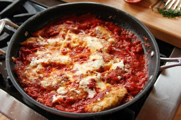 Pioneer Woman Chicken Parmesan Food Network