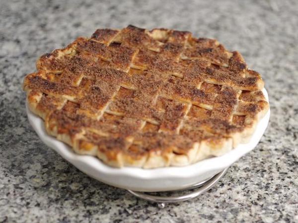 Patti's Sweet Potato Pie