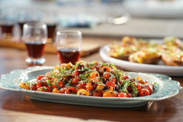 Pan-Roasted Tomatoes