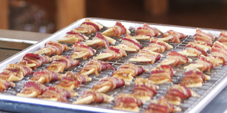 Holiday Bacon Appetizers Recipes | Food Network Canada