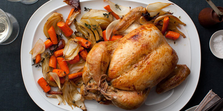 Perfect roast chicken recipes food network canada perfect roast chicken ina garten forumfinder Gallery