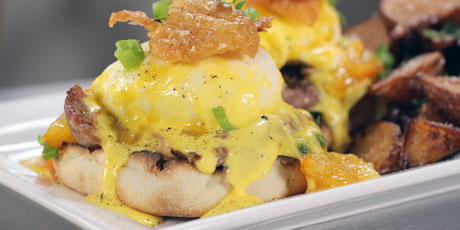 Duck confit breakfast sandwich recipes food network canada forumfinder Image collections