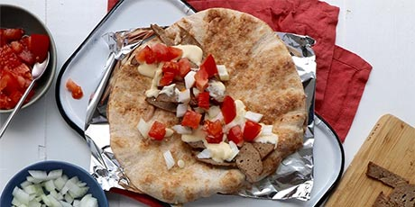 Nova Scotia Donair Kebab Recipes Food Network Canada