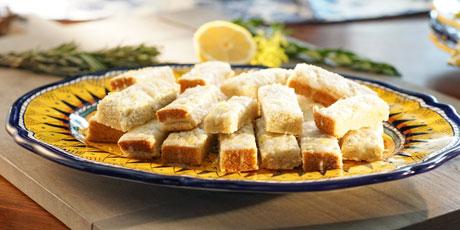 Food Network Rosemary Lemon Cookies