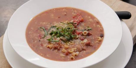 16 Bean Pasta E Fagioli Recipes Food Network Canada
