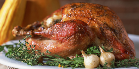How to brine and roast a turkey recipes food network canada forumfinder Image collections