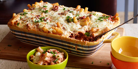 Baked Ziti Food Network Ricotta Cheese