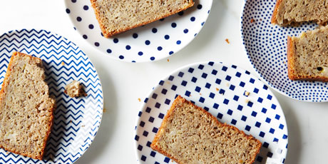 Gluten free banana bread recipes food network canada gluten free banana bread print recipe forumfinder Image collections