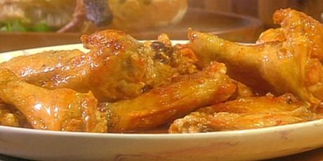 Korean chicken wings recipes food network canada korean chicken wings forumfinder Image collections