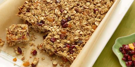 Homemade granola bars recipes food network canada homemade granola bars ccuart Image collections