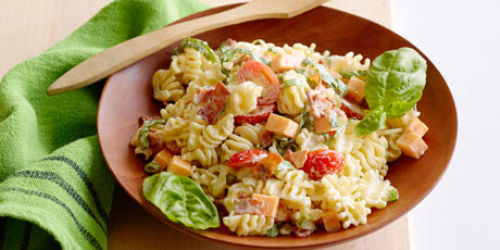 Kid Friendly Pasta Salad