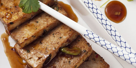 Miso Maple Tofu Steaks Recipes | Food Network Canada