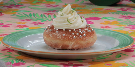 The Margarita Donut