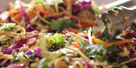Asian noodle salad recipes food network canada forumfinder Images
