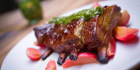 Bbq Lamb Ribs Recipes Food Network Canada